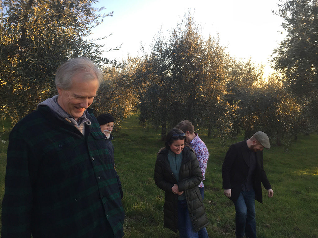 Olive Oil Tours – Johnny Madge